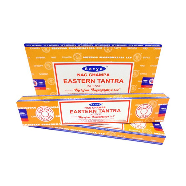 Encens batons satya eastern tantra 15 g