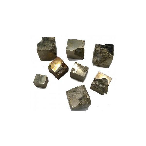 Pyrite en cube qualité extra