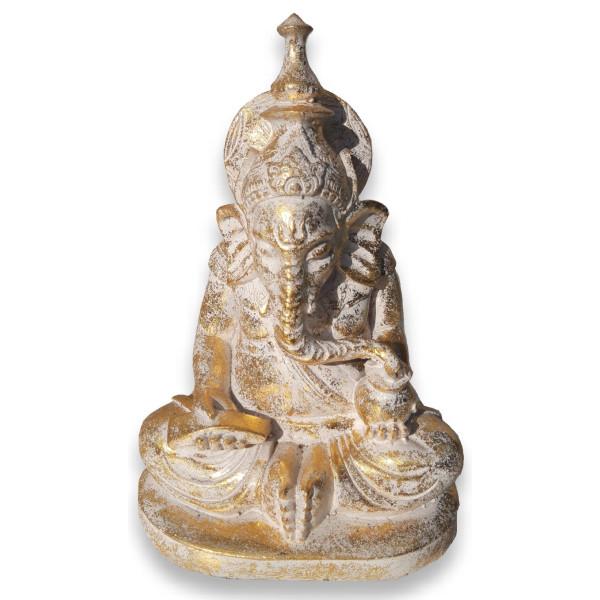 goldener Ganesh