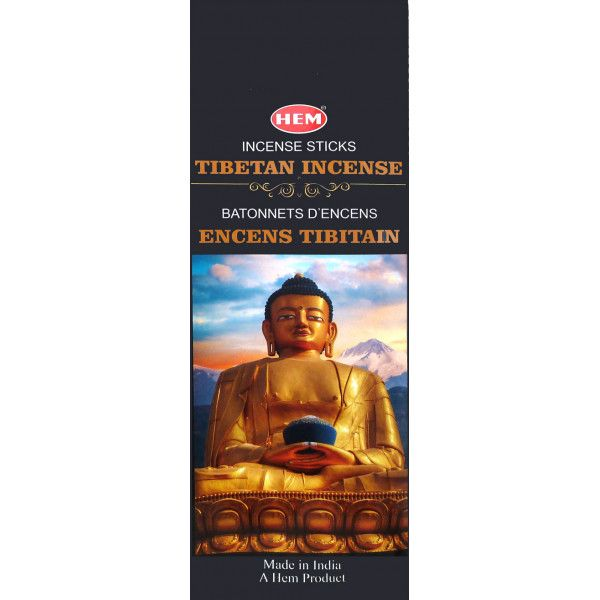 Encens hem encens Tibétain
