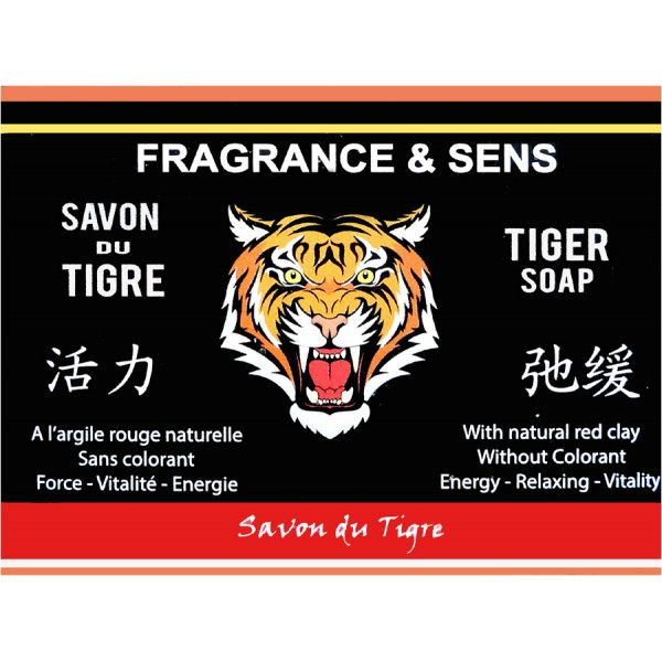 Tiger Seife in 100 Gramm