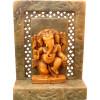 Autel laddu ganesh en pierre de 10 cm