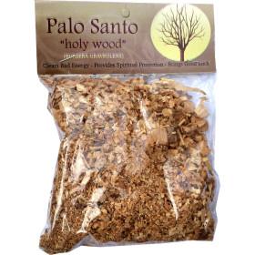 Copeaux de bois de Palo Santo du Pérou