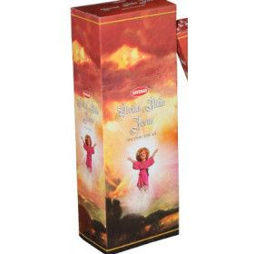 Encens bâtons Krishan divin enfant Jesus
