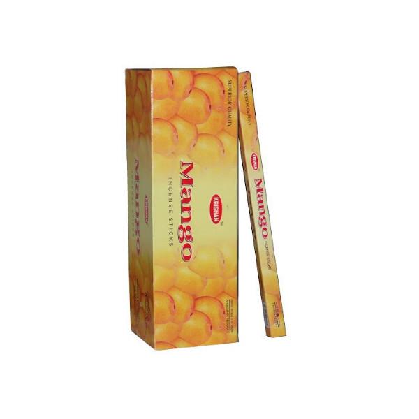 Boite d'encens krishan mangue