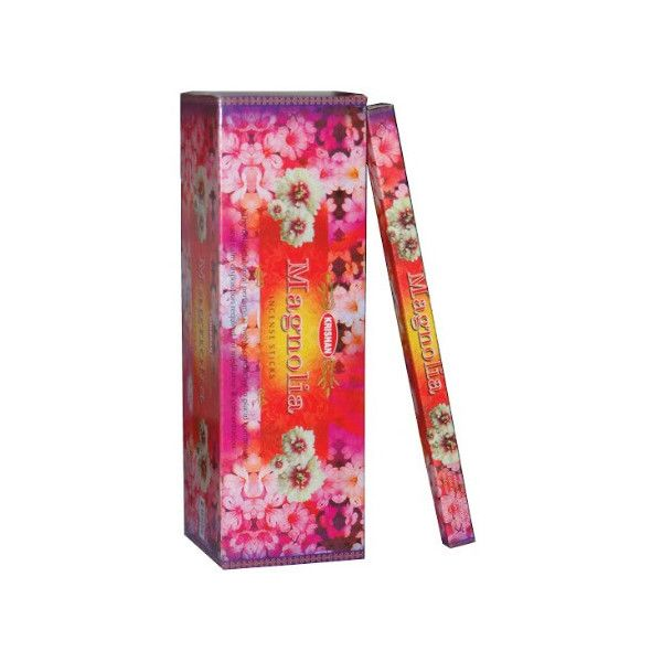 Boite d'encens krishan magnolia