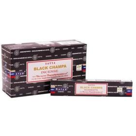 Encens bâtons Satya black champa 15 g
