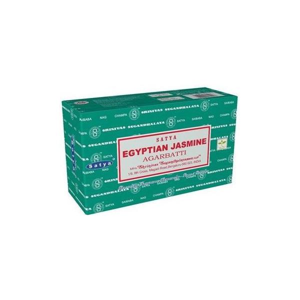 Encens bâtons Satya jasmin Egyptien 15 g