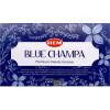 Weihrauch Saum blau Champa 15 Gramm