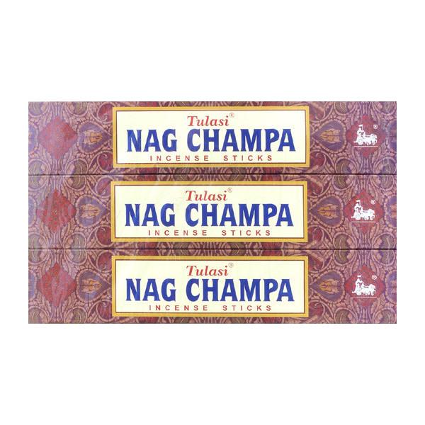 Boite d'encens tulasi nag champa 15 gr