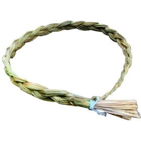 Sweetgrass - Foin d'odeur tressé 70 cm