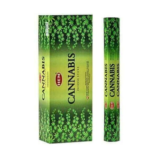 Encens hem cannabis 20 grammes