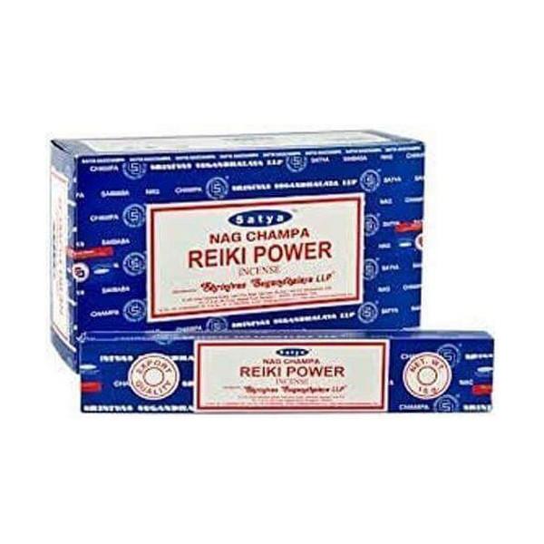 Räucherstäbchen Satya Reiki Power 15 gr