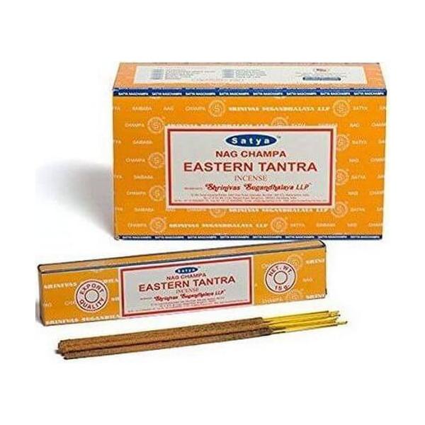 Encens batons satya eastern tantra 15 gr