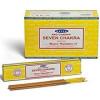 Räucherstäbchen Satya sieben Chakra 15 gr