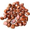 jaspe rouge pierre roulée