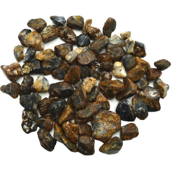 Achat Dendriten Stein gefallen