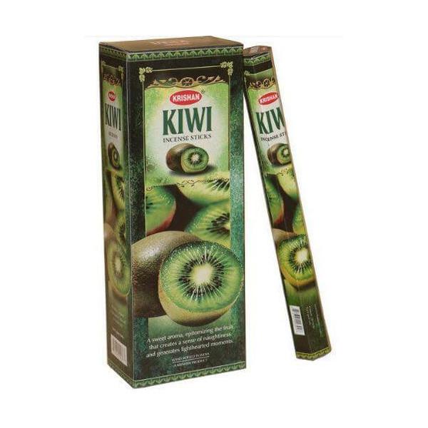 Batons d'encens krishan kiwi 20 gr