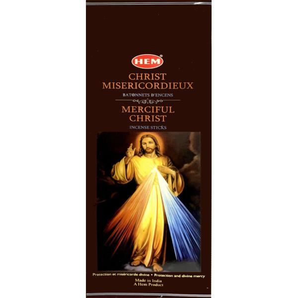 Encens Hem Christ miséricordieux 20 gr
