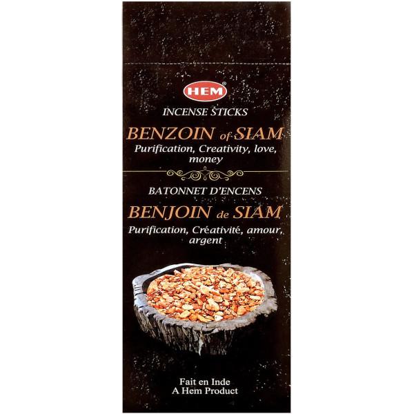 Siam Benzoe Hem Weihrauch 20 Gramm