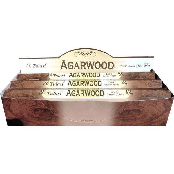 Boite d'encens tulasi agarwood 20 gr