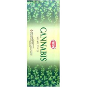 Encens hem cannabis 8 bâtons