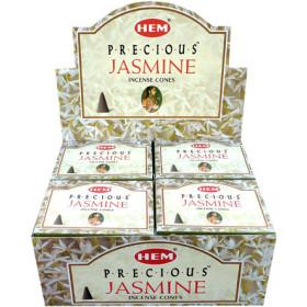 Encens cônes hem precious jasmine