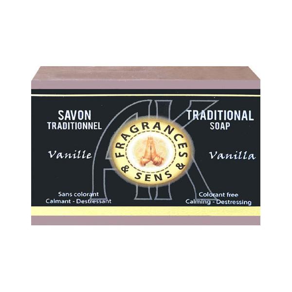 Vanille Seife 100 Gramm.