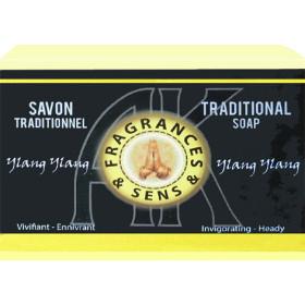 Savon Ylang Ylang  100 grammes.