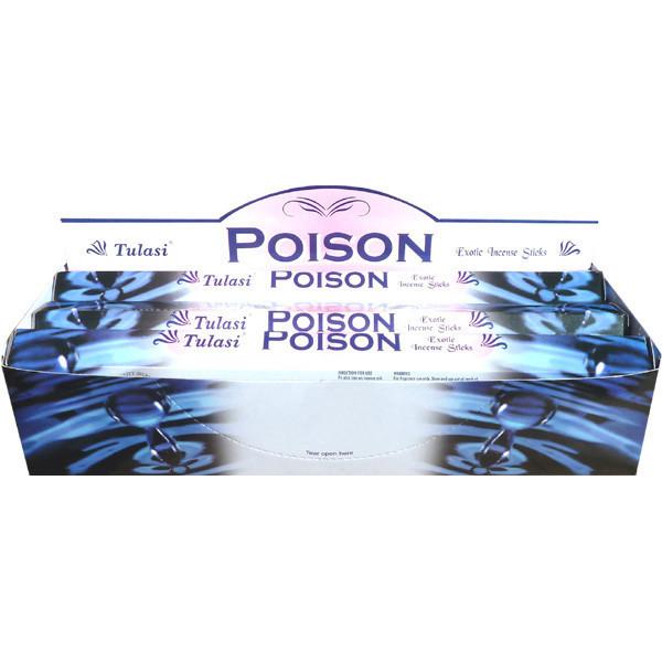 Boite d'encens Tulasi poison 20 gr