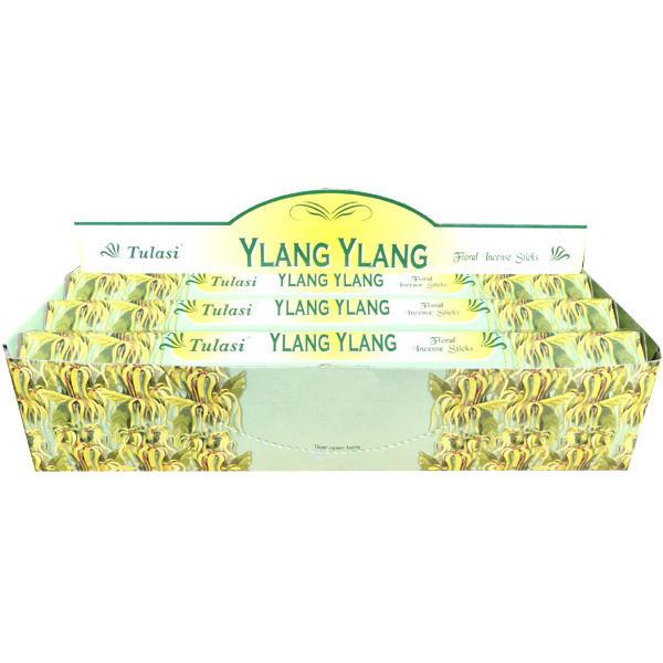 Boite d'encens Tulasi ylang ylang 20 gr