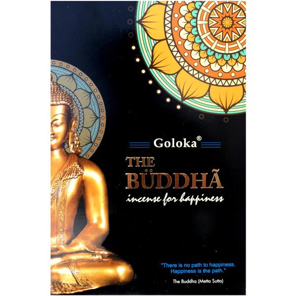 Encens batons goloka bouddha 15 gr
