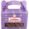 Rückflusskegel Lavendel Weihrauch Satya