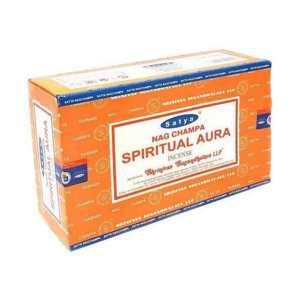 Encens batons satya spiritual aura 15 gr