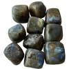 Labradorit stürzte Stein von 2 bis 3 cm