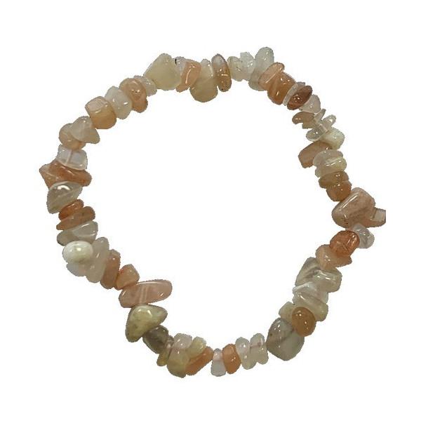 Bracelet pierres de lune
