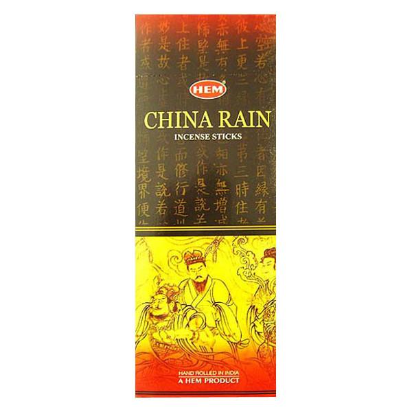 Weihrauch Saum China Regen 20 gr.
