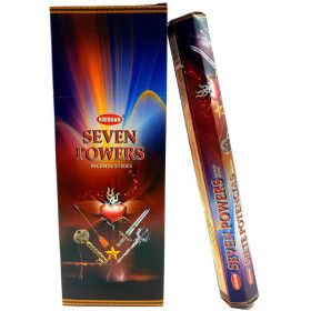 Encens krishan 7 forces de 20 gr