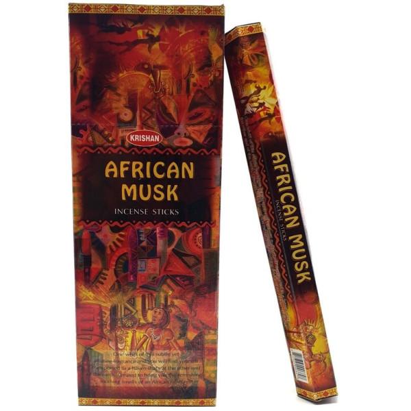 20 gr krishan afrikanischer Moschus Weihrauch