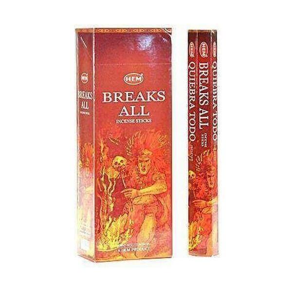 Encens bâtons hem breaks all 20 grammes