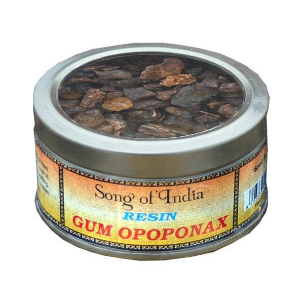 Encens résine gum opoponax song of india