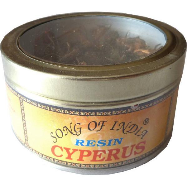 Encens resine cyprès song of india