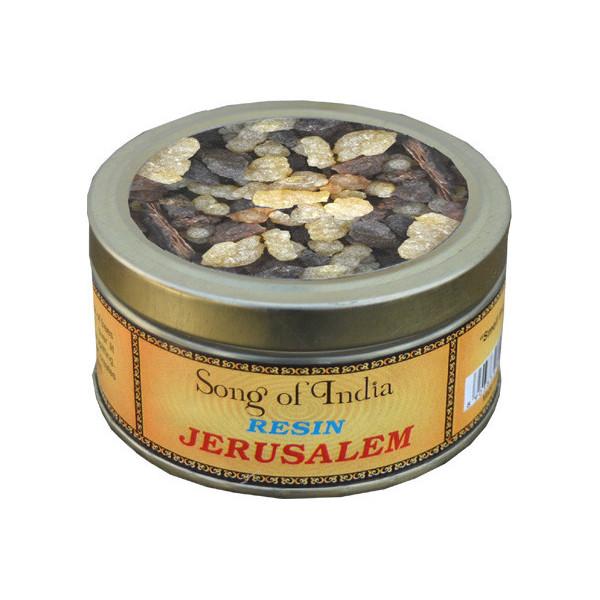 Encens resine jerusalem song of india