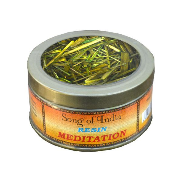 Encens résine méditation song of india