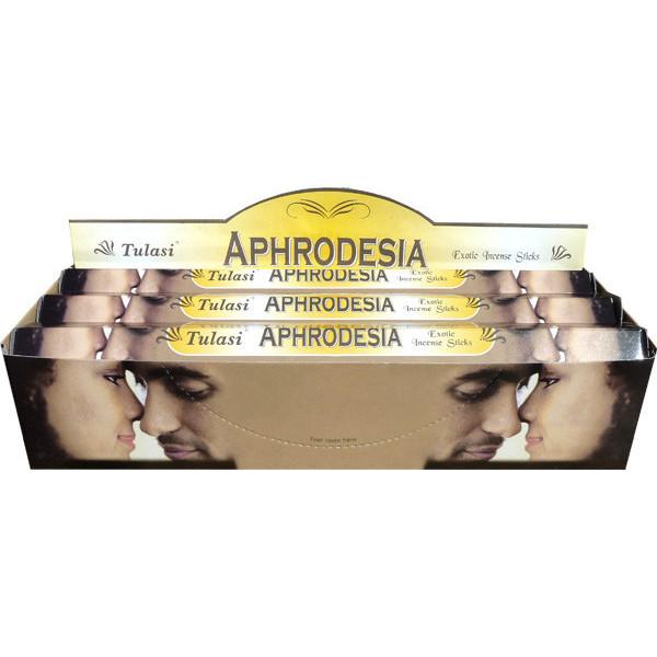 Boite d'encens Tulasi aphrodisiaque 20 gr
