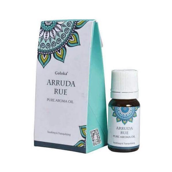 Flacon d'huile parfumée Goloka arruda
