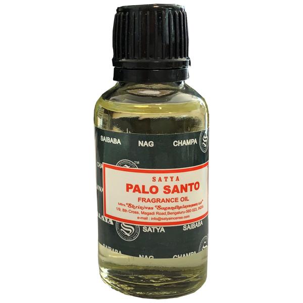 Huile parfumée Satya palo santo