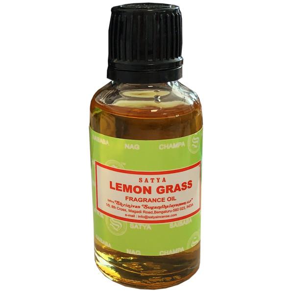 Huile parfumée Satya lemon grass