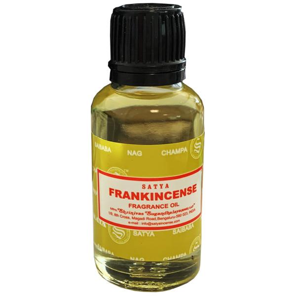 Huile parfumée Satya frankincense