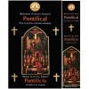 Encens bâtons fragrance & sens Pontifical 15 gr